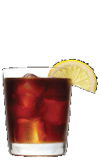 The 3-O LA Iced Tea drink recipe is an English version of the classic LA Iced Tea cocktail. A brown colored drink made from Three Olives grape vodka and sweetened iced tea, and served over ice in a rocks glass.