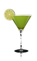 Do not blame this cocktail if you get lost and don't go back when you are supposed to be there. The AWOL is a green colored drink made from Lucid absinthe, melon liqueur, lemonade and sweet and sour mix, and served in a chilled cocktail glass.