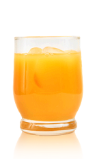 The Admiral Sunrise is a surprisingly flavorful cocktail made from 2 simple ingredients. An orange colored drink made from Admiral Nelson's vanilla rum and orange juice, and served over ice in a rocks glass.