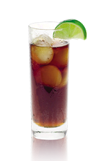 The Admiral's Spiked Tea drink recipe is good enough to be enjoyed by any sailor on the ship. Made from Admiral Nelson's 101 proof spiced rum, lime and iced tea, and served over ice in a highball glass.