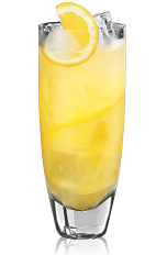 The Bacardi O and Orange is an orange drink made from Bacardi O orange rum and orange juice, and served over ice in a highball glass.