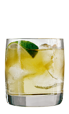The Caipirinha Rose is a modern variation of the classic Brazilian Caipirinha drink. Made from Rose's lime cordial, simple syrup and cachaca, and served over ice in a rocks glass.