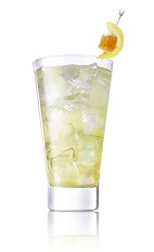Celebrate the uniqueness of ginger with this outrageously flavored drink recipe. The Cali Ginger cocktail is made from Caliche rum, agave nectar, lemon juice and ginger ale, and served over ice in a highball glass.
