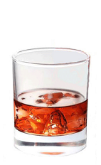 Carillo is a mild bitter liqueur from Finland, and often enjoyed simply over a few ice cubes in a rocks glass.