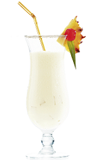 The Chocolate Colada is a smooth blended tropical cocktail designed to help you enjoy a tropical beach or a summer party on your deck. A cream colored cocktail made from Mozart White chocolate liqueur, rum and coconut cream, and served in a chilled hurricane glass.