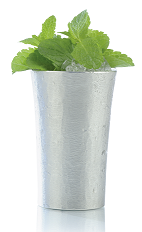 The Chocolate Julep No 2 is a chocolaty variation of the classic Mint Julep cocktail. Made from Mozart Dry chocolate liqueur, simple syrup, mint and club soda, and served over ice in a rocks glass with mint. It could be the perfect drink for your Kentucky Derby party.