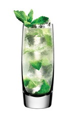 The Chopin Cuban drink recipe is a Polish take on the classic mojito cocktail. Made from Chopin Potato vodka, mint, lime juice, club soda and sugar, and served in a highball glass over ice.