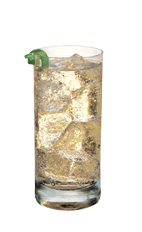 The Citrus Vodka & Soda is a clear drink made form Smirnoff citrus vodka and club soda, and served over ice in a highball glass.