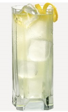 The Classic Lemonade drink recipe is made from Burnett's citrus vodka, sweet & sour mix and lemon-lime soda, and served over ice in a highball glass.