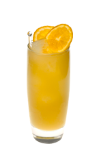 The Cranberry Screwdriver is a snappy variation of the classic Screwdriver drink. An orange drink made from Smirnoff cranberry vodka and orange juice, and served over ice in a highball glass.