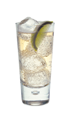 The Cranberry Vodka and Ginger Ale is a clear cocktail made from Smirnoff cranberry vodka, ginger ale and lime, and served over ice in a highball glass.