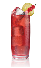 Stoli Cranberi cranberry vodka, cranberry juice and ginger ale together form the perfect drink for the cranberry lovers out there, served in a highball glass over ice.