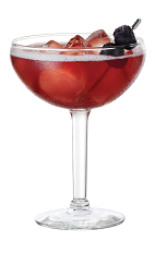 Harken back to the days when the Mexicans won a great victory over the French, starting the tradition of Cinco de Mayo. The French Margarita is made from tequila, Chambord raspberry liqueur, pomegranate juice and lime juice, and served in either a cocktail or a margarita glass.