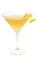 The Gingered Pear is an orange colored cocktail made form Smirnoff pear vodka, ginger liqueur and apple juice, and served in a chilled cocktail glass.