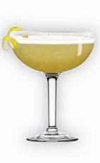 The Herradura Italian Margarita is a tasty summer cocktail made from Herradura tequila, Tuaca Cinnaster, Cointreau, lime juice and agave nectar, and served in a chilled cocktail glass.