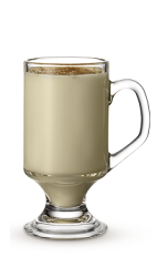 The Hot Buttered Spiced Rum drink recipe is a warm drink for a cold winter day. Made from Cruzan 9 Spiced rum, hot water and spices, and served in a warm coffee mug or glass.