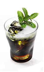 The Ibiza Molinari is a relaxing brown cocktail made from Molinari Caffe sambuca, vodka, mint and club soda, and served over ice in a rocks glass. Makes a perfect aperitif drink or an afternoon delight.