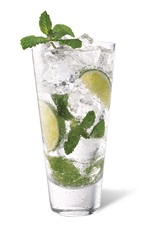 The Jimmy Mojito is a Mexican version of the classic Mojito drink. A clear cocktail made from silver tequila, agave nectar, lime juice, mint and club soda, and served over ice in a highball glass.