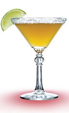 How else to enjoy Cinco de Mayo without French and Mexican flavors in an orange summer cocktail. In the style of the classic margarita, this variant is made from Mandarine Napoleon orange liqueur, silver tequila and lime juice, and served in a chilled salt-rimmed cocktail glass.