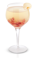 The New Amsterdam Sangria is a refreshing version of the classic Sangria cocktail. Made from New Amsterdam gin, white wine, lychee juice and red seedless grapes, and served in a chilled wine glass.