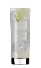 The Paloma Excellia is a refreshing variation of the classic Paloma cocktail recipe. Made from Excellia Blanco tequila, lime juice and grapefruit soda, and served over ice in a highball glass.
