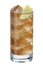 The Pear and Ginger Ale drink is a relaxing summer drink made from Smirnoff pear vodka, ginger ale and lime, and served over ice in a highball glass.