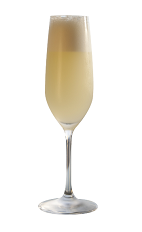 The Pisco Sour is a classic cocktail recipe made from Pisco, lemon juice and sugar, and served in a chilled cocktail glass.