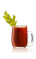 A Bloody Mary is made from vodka, but it's gin-based cousin is the Red Snapper. A red drink made from Beefeater gin, tomato juice, Worcestershire sauce, lemon juice, Tabasco sauce, black pepper, salt and horseradish, and served with ice in any chilled glass.