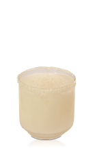 The Snowy Day Punch is a party punch recipe for a large crowd to enjoy on a chilly winter day. Made from Don Q Coco rum, white rum, coconut water, coconut milk, simple syrup, nutmeg and coconut, and served in rocks glasses. Recipe serves 15-20.