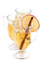 The Southern Cider Pitcher is a party drink made from Southern Comfort, apple cider, ginger ale, tea, cinnamon and apple, and served from a pitcher or punch bowl.