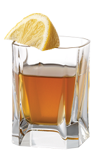 The Steak Dinner is an excellent digestif after a meal of grilled steak. An orange shot made from Tuaca vanilla citrus liqueur, lime juice, lemon and Worcestershire sauce, and served in a chilled double shot glass.