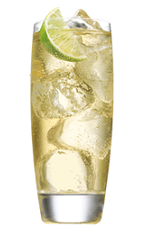 The Sublime SoCo is made from Southern Comfort Lime and Sprite, and served over ice in a highball glass.