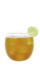 The Summarita is a simplified version of the classic Margarita cocktail. Made from Cruzan aged rum, lime juice and agave nectar, and served over ice in a rocks glass.