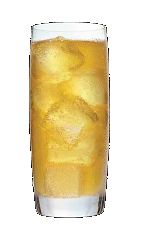 The Sunburst drink recipe is an explosion of North American flavors in a glass. Made from Three Olives raspberry vodka, cherry vodka, ginger ale and orange juice, and served over ice in a highball glass.