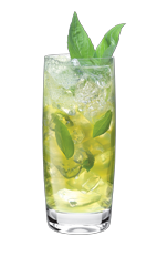 The American Honey is an American drink made from Wild Turkey American Honey bourbon, lemon juice, mint and club soda, and served over ice in a highball glass.