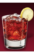 The Morning After cocktail recipe is made from Dubonnet Rouge, vodka, thyme, lemon juice, salt and pepper, and served over ice in a rocks glass.