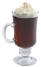 The Tootsie Roll cocktail turns the American favorite candy into a delicious drink recipe. Made from Kamora coffee liqueur, crème de cacao, raspberry vodka and Irish cream, and served in a chilled Irish coffee glass topped with whipped cream.