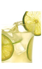 The Caipirinha is the classic Brazilian cocktail, made from cachaca, lime, cane sugar and crushed ice, and served in a rocks glass.