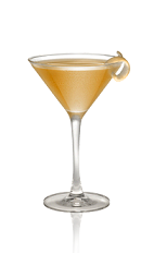 The Tropical Splash drink recipe is an orange colored cocktail made from Admiral Nelson's coconut rum, pineapple juice and grapefruit juice, and served in a chilled cocktail glass.
