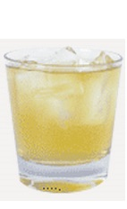 The Vanilla Summer in the City drink recipe is an orange colored cocktail made from Burnett's vanilla vodka, white rum, lemonade and iced tea, and served over ice in a rocks glass.