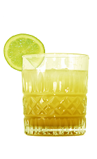 The Ventura Margarita is an Italian variation of the classic Margarita cocktail. An orange colored drink made from Ventura Orangecello, tequila and margarita mix, and served over ice in a rocks glass.