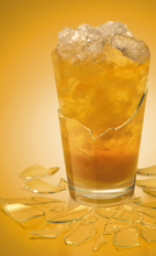 The Xante Crush is a fruity drink recipe made from Xante Cognac, lime juice, fresh pear, sugar and lemon-lime soda, and served over ice in a highball glass.