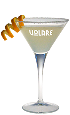 Summer has arrived, say hello to our old friend the proper way. The Yellow Hurricane cocktail recipe is made from Limoncello, Volare triple sec and gin, and served in a chilled cocktail glass rimmed with sugar and garnished with an orange twist.