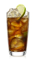 Black Cola Cocktail Recipe With Picture