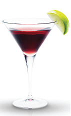 Cranberry Manhattan Cocktail Recipe With Picture