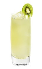 Cucumber coconut palm cocktail recipe with picture for Cocktail kiwi vodka