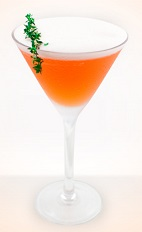 Cupid's Arrow Cocktail Recipe with Picture