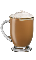 The Dulce de Leche Colada drink is made from Kahlua coffee liqueur, vodka, espresso, half-and-half and condensed milk.