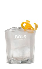 The Foolproof is an easy cocktail to make at home, perfect for any occasion. Made from genever (or gin), triple sec, orgeat almond syrup, bitters, orange bitters and absinthe, and served over ice in a rocks glass.