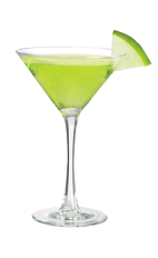 Green Apple Martini is a green drink made from Smirnoff green apple ...